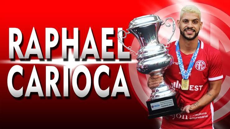 Altos contrata Raphael Carioca para a temporada 2020