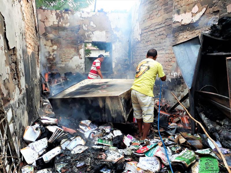 Prefeitura Municipal de Joaquim Pires lança nota sobre incêndio em escola