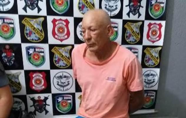 Vídeo: Idoso é preso e confessa que abusava da própria enteada de 14 anos