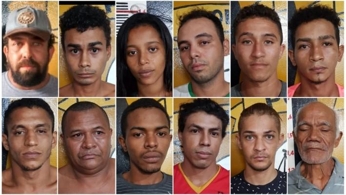 'Operação Malta' prende quadrilha que praticava todo tipo de crime no MA