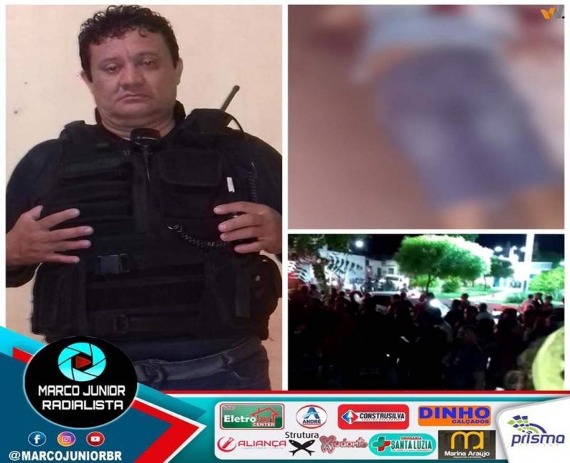 Vigilante noturno é executado na cidade de Buriti Bravo