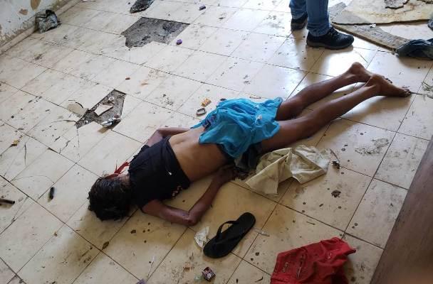 Corpo de Mulher é encontrado na antiga Casa do Camarão, em Timon