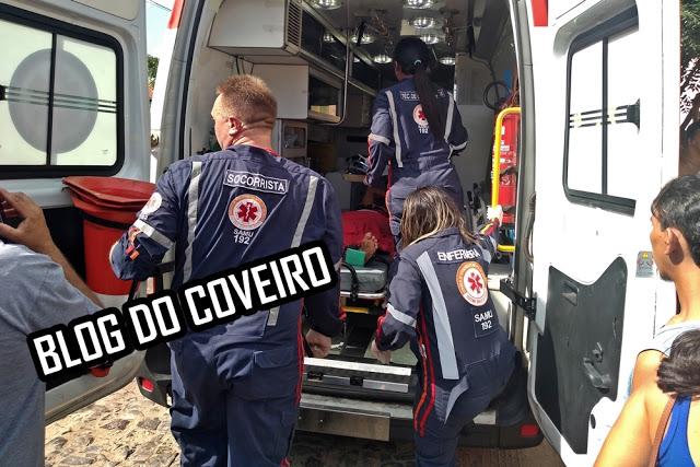 Homem é baleado ao tentar impedir roubo de moto no Piauí