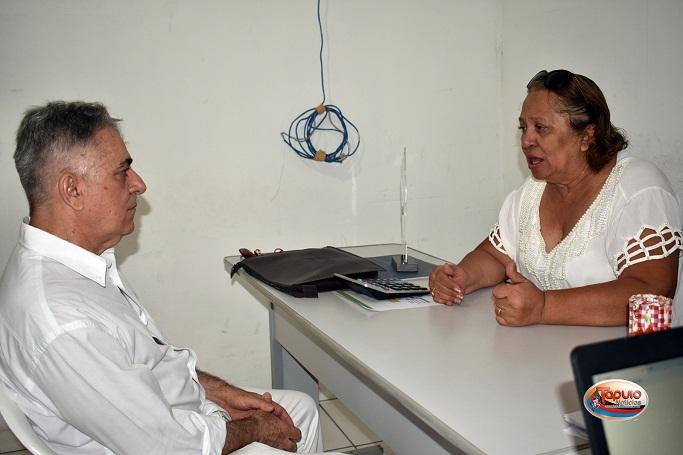 SMS garante exames de ultrassonografia para gestantes assunçãoenses