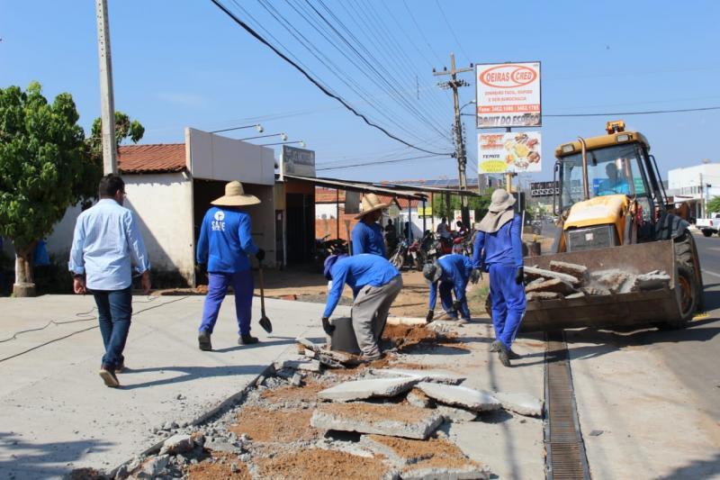 SAAE contempla 124 famílias em nova etapa de expansão da rede de saneamento
