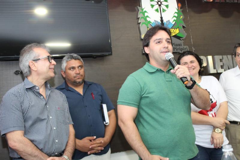 Piripiri | Jôve Oliveira tem pré-candidatura oficializada com apoio do PDT