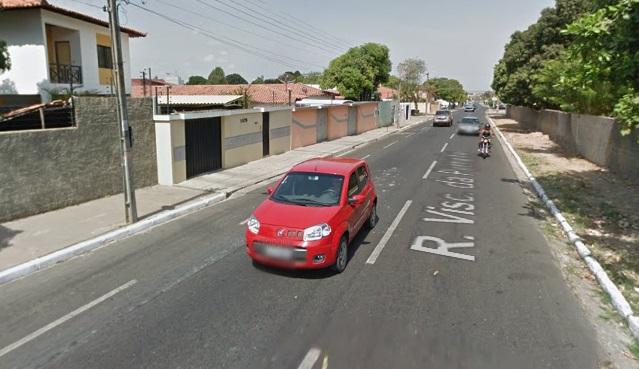 Strans reduz velocidade na avenida Visconde da Parnaíba