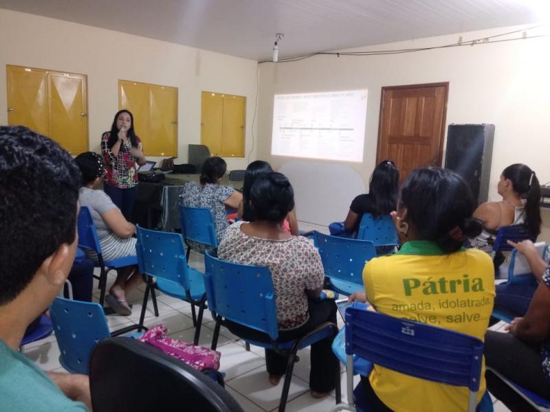 Secretaria Municipal de Educação, inicia ciclo de formação PróBNCC
