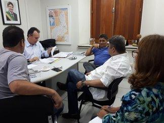 Emgerpi e prefeitura de Amarante discutem PPP para reformar Hotel Velho Monge
