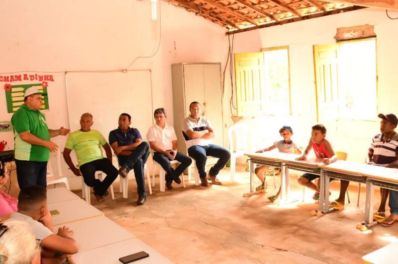 Comunidade Jacaré Novo participa de curso de Manejo de Ovinos e Caprinos