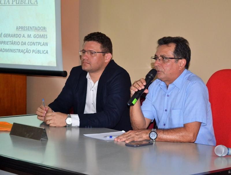 Prefeitura de Joaquim Pires apresenta metas fiscais do 1º semestre 2019