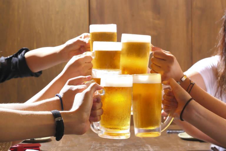 Cerveja tem mesmos benefícios para o coração que o vinho