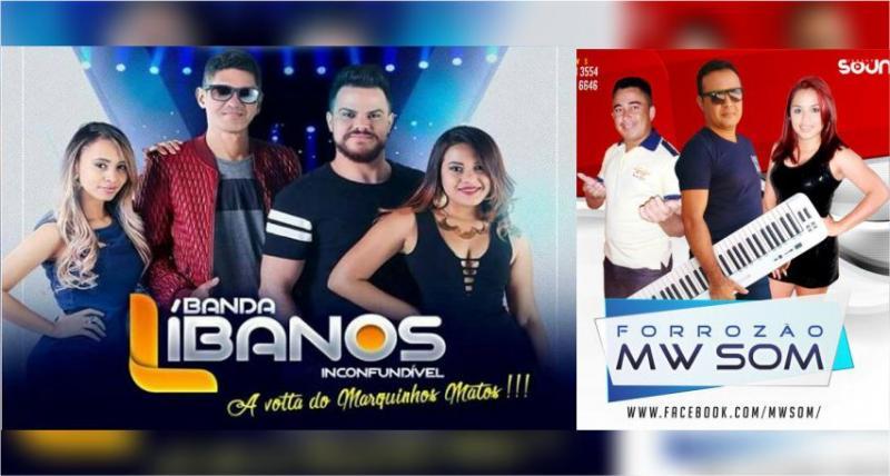 Festejos de Lagoinha do Piauí teve início hoje quinta-feira com vasta programação