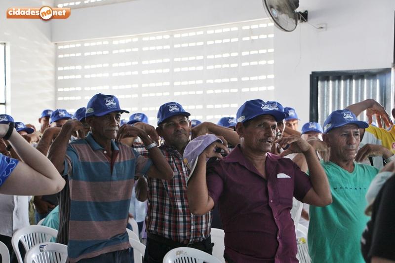 JAICÓS | Secretaria promove ação educativa voltada à saúde do homem