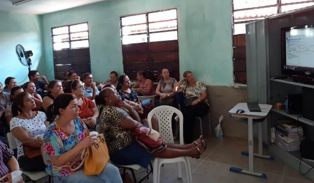 Educação de Dom Expedito Lopes realiza o 1º Ciclo de Formação