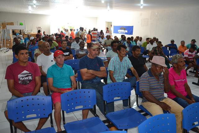 Saúde de São João da Varjota realiza ação do Novembro Azul