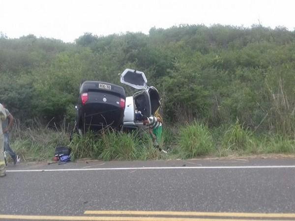 Colisão entre veículos deixa quatro mortos na PI 140