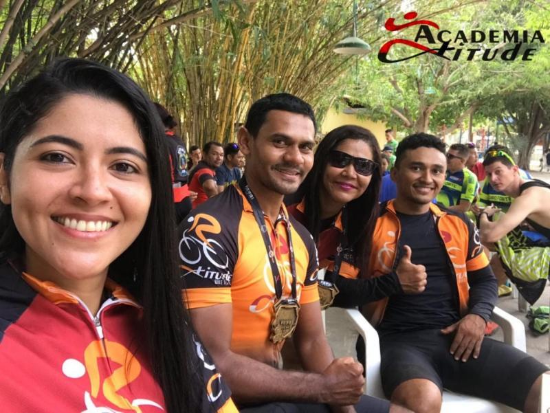 Atitude Bike Team: Confira o ranking completo da equipe na última etapa