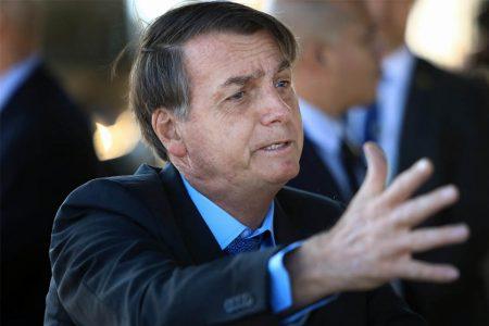 """""""A esquerda não se interessa em resolver caso Marielle"""", diz Bolsonaro"""