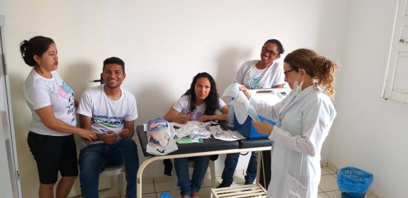 Prefeitura Municipal de Lagoinha realiza 3º CRAS Itinerante
