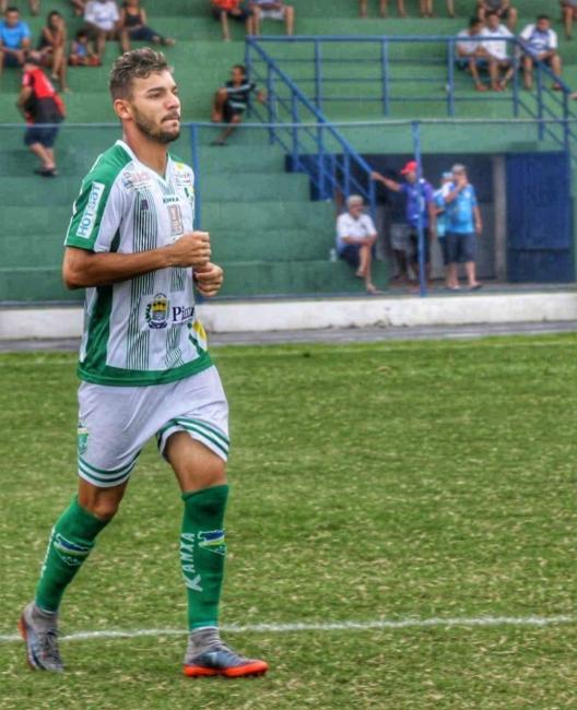 Alex Mineiro retorna ao Altos como reforço para 2020