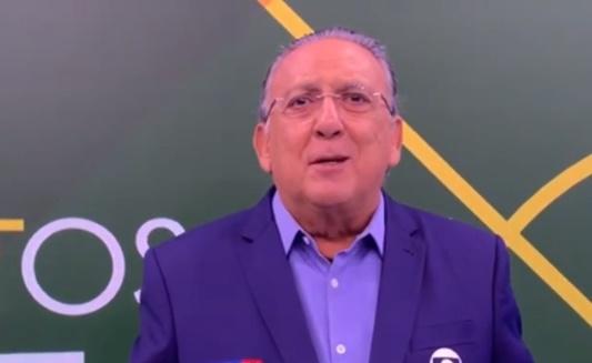 Galvão Bueno passa mal em Lima e não vai narrar a final da Libertadores