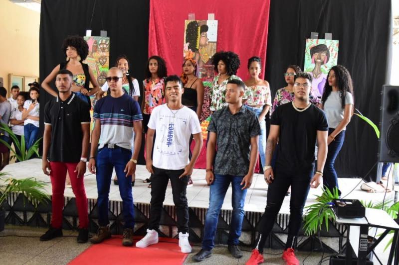 Atividades marcam o dia da Consciência Negra em Floriano