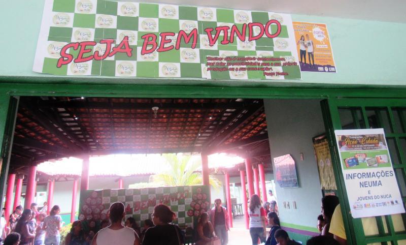 Confira como foi o primeiro dia da ação cidadã em São João do Arraial