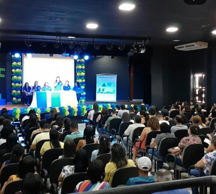 Corrente | Professores participam de formação continuada de Ciclo da BNCC