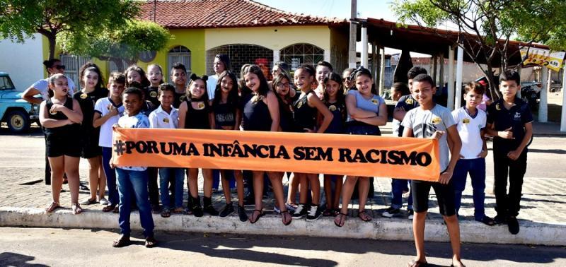 Campo Grande | Caminhada e palestras marcam Dia da Consciência Negra