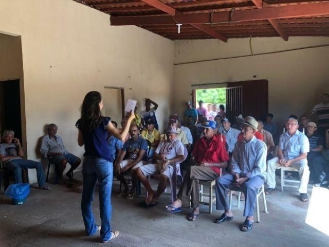 Saúde de Dom Expedito Lopes Intesiva ações do Novembro Azul