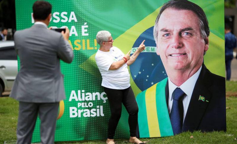 Partido de Bolsonaro terá o número 38, igual ao revólver