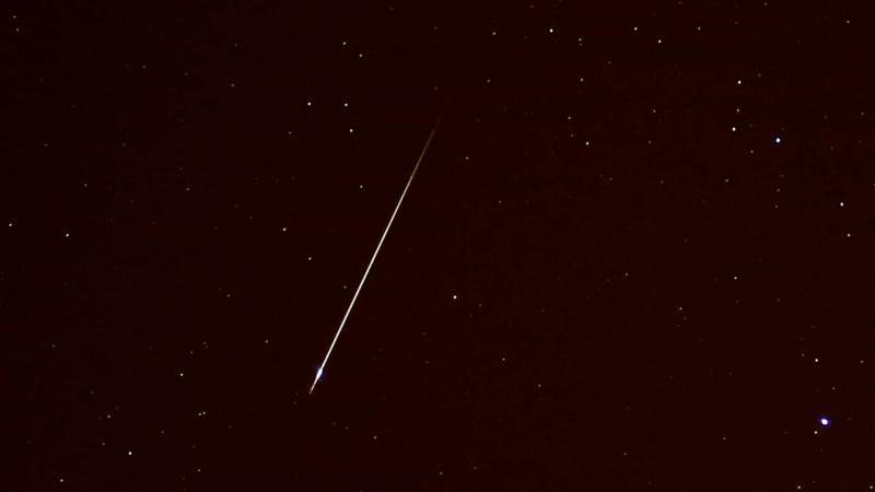 Japoneses descobrem traços de queda de meteorito no Pacífico