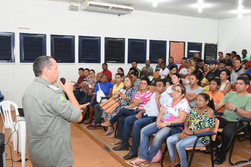 Pelotão Mirim lança projeto socioeducativo em Floriano