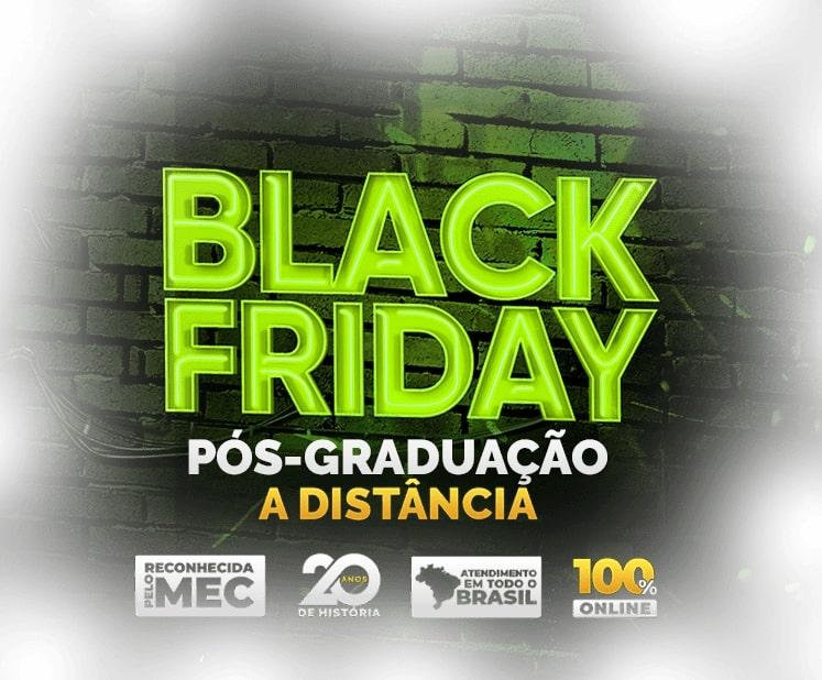 Bem-Vindo a MAIOR Black Friday Educacional do Brasil!
