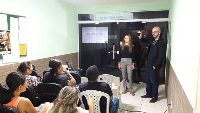 Empreendedores participam de oficina de como controlar o fluxo de caixa