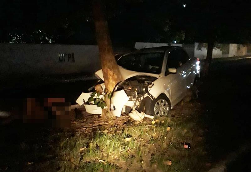 Acidente deixa três pessoas feridas na zona leste de Teresina