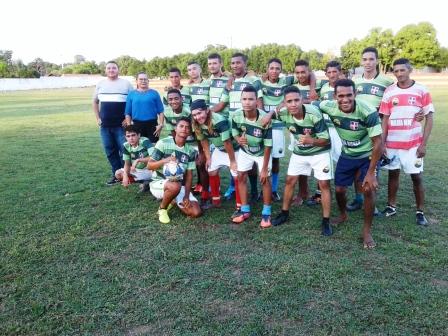 Encerramento das atividades 2019 da Escolinha, vira festa em Amistoso