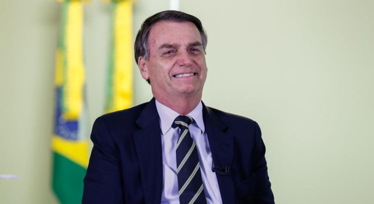 Bolsonaro comemora índices econômicos do Brasil em 2019