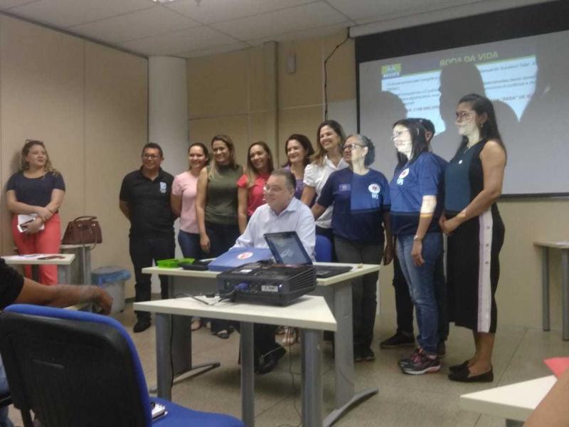 Monsenhor Gil | Coordenadora do Samu participa de curso 'Multiplicadores'