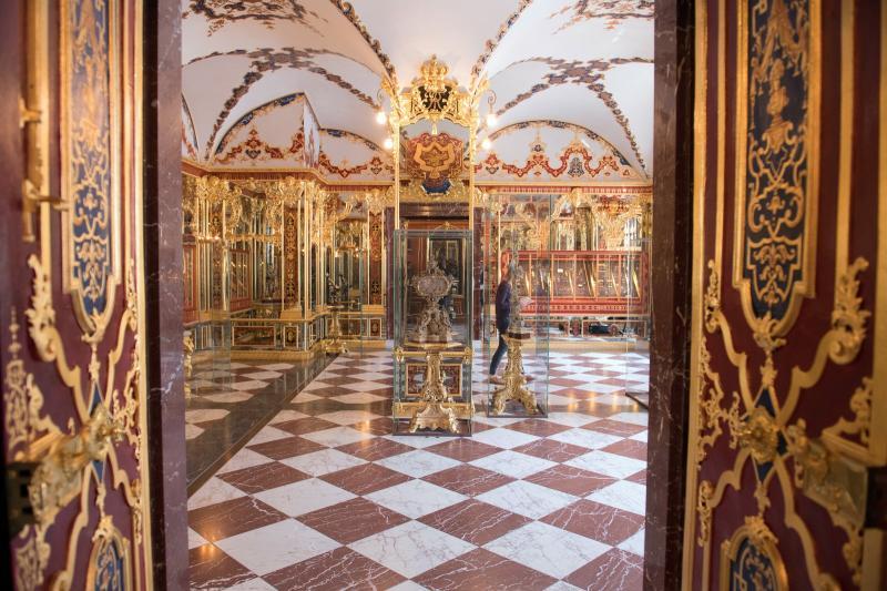 Joias do século 18 são furtadas de museu na Alemanha