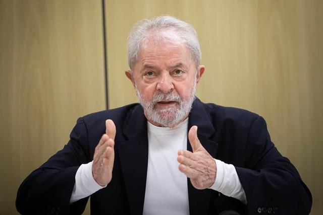 Fachin nega pedido de Lula para suspender julgamento do sítio de Atibaia
