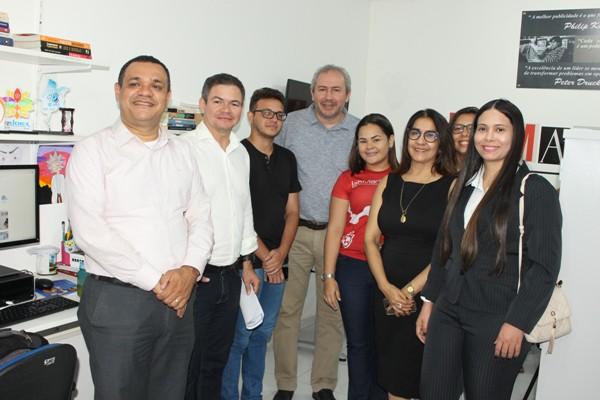 Dep. Rafael Leitoa agiliza implantação do curso de Direito na UEMA/Timon