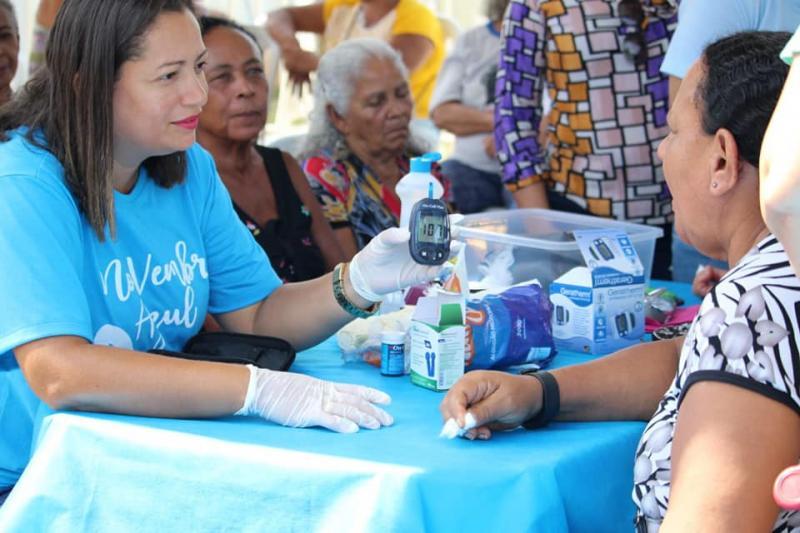 Secretaria Municipal de Trabalho e Cidadania realizou dia de ação social