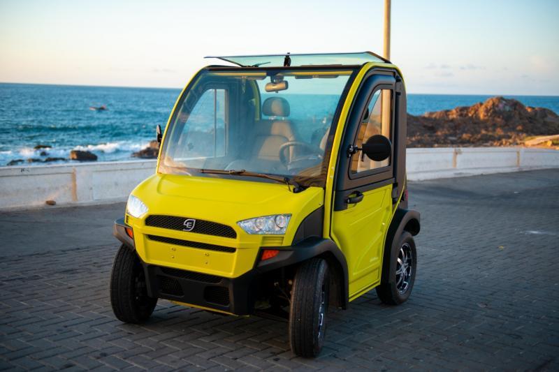 Carro inteligente produzido por startup brasileira quebra paradigmas