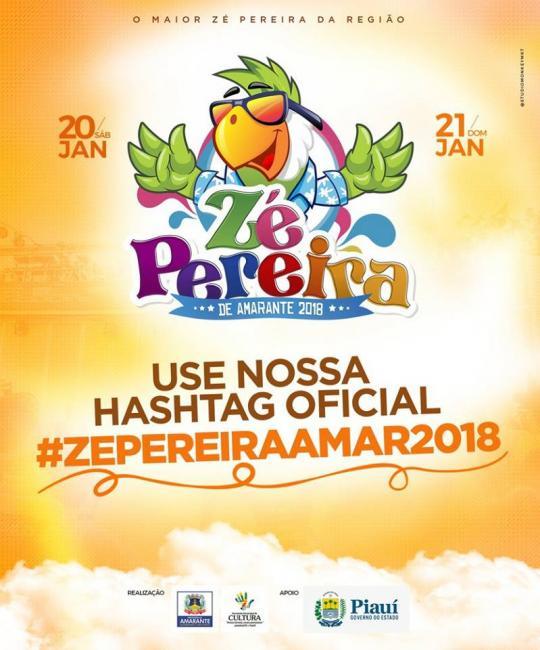 Amarante Zé Pereira 2018: todos os caminhos levam foliões do Estado ao pré-carnaval