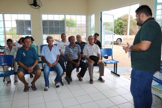 Saúde de Santana realiza ação do Novembro Azul