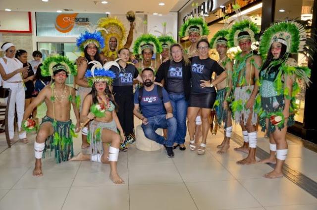 Cia de Balé da de Parnaíba apresenta Lendas do Piauí no 4º Salão do Turismo