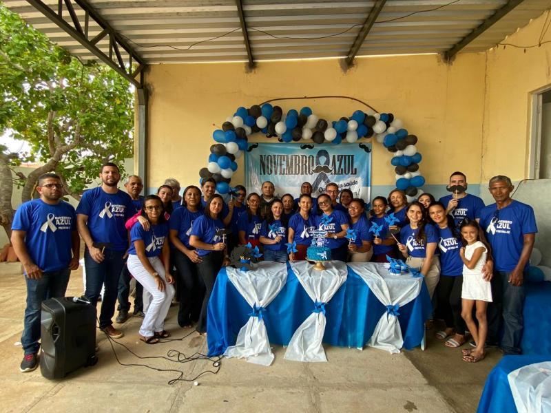 Secretaria de Saúde Realiza com sucesso Novembro Azul