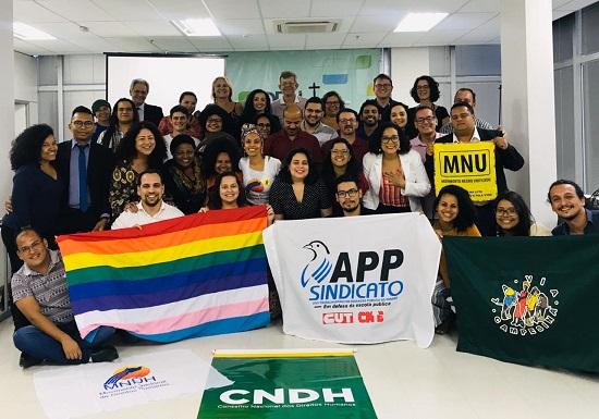 OAB PI participa de Reunião do Conselho Nacional de Direitos Humanos